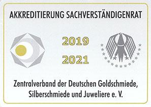 Akkreditierung Juwelier Axel Thierfelder