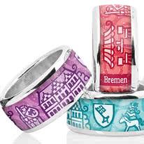 Der Bremen Ring in Farbe