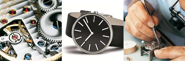 Reparatur Armbanduhren