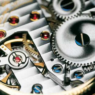 Armbanduhr Reparatur