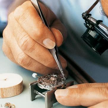Service Uhrmacherei Juwelier ehlers Bremen